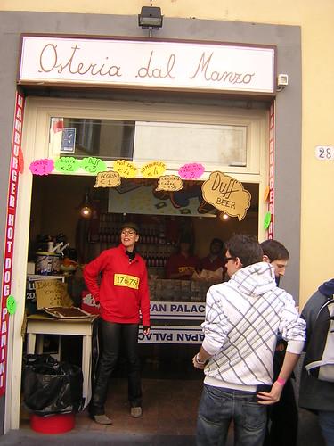 Hotdog a Lucca