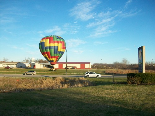 Balloons in Indianola