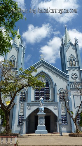 Immaculate Conception Cathedral in Puerto Princesa 3
