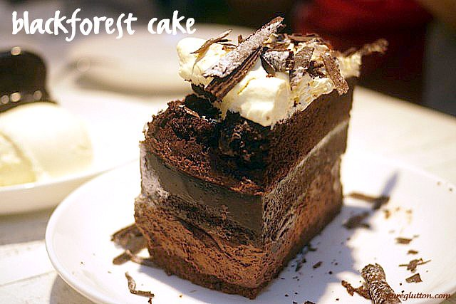 blk forest cake