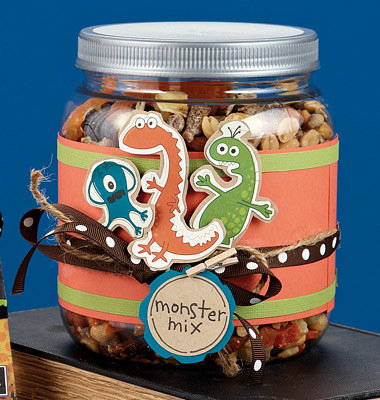 One lucky winner will take home my Monster Mix Jar!
