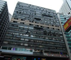 01 - The outside of Chungking Mansions