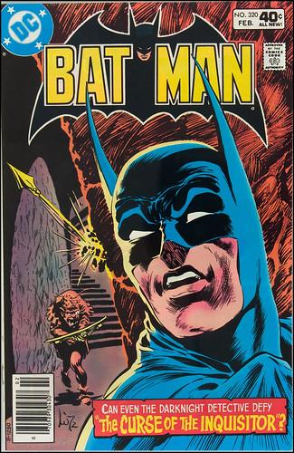Batman #320
