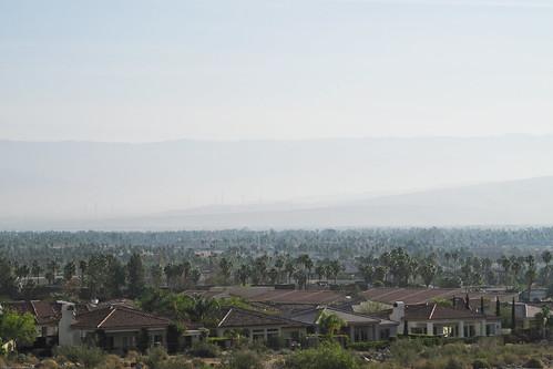 Hazy Palm Springs by you.