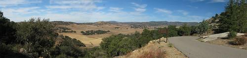 Santa Ysabel Valley Panorama