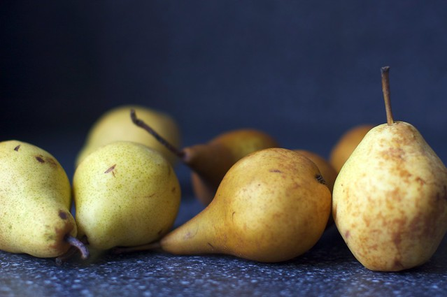 vanilla roasted pears – smitten kitchen