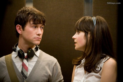 500 days of summer@elevator