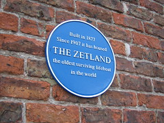 Zetland Lifeboat, Redcar