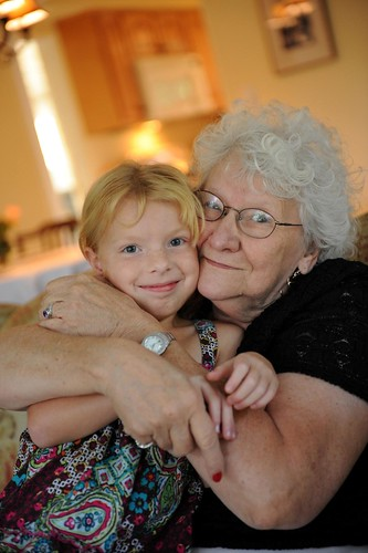 270/365: Hope & Grandma Bristow