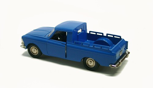 Moskvitch pickup