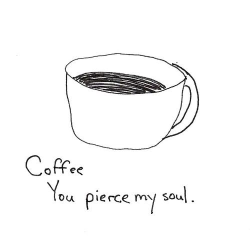Coffee and Jane Austen