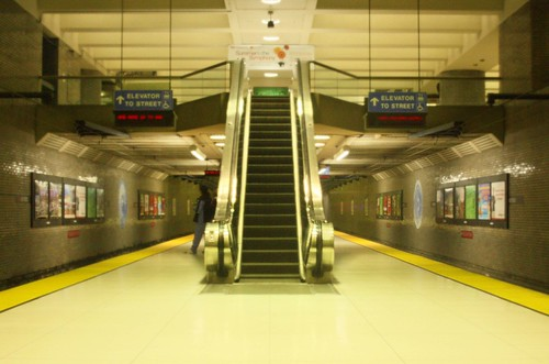 Van Ness Muni Station
