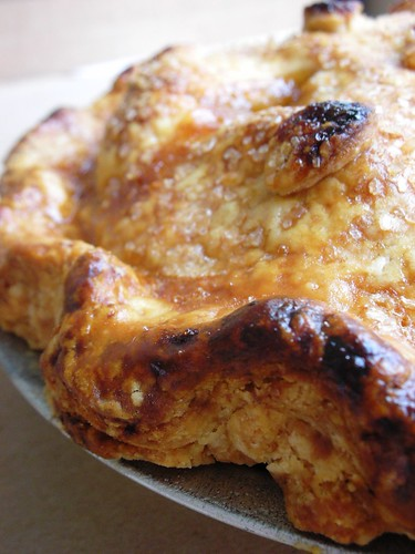 pear butterscotch pie