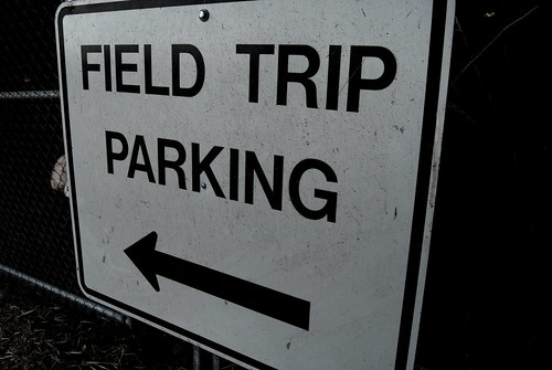 Field Trip Parking by you.