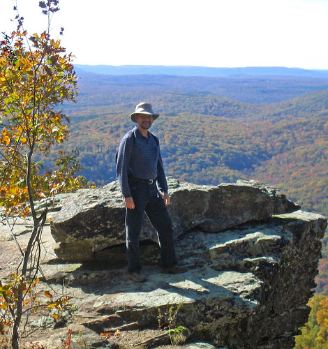 Atop White Rock Mountain (click image for a slideshow)