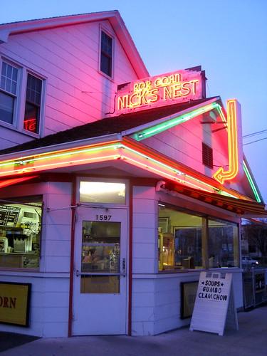 Nick's Nest Holyoke MA