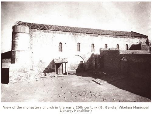 Ag. Petros 20th century