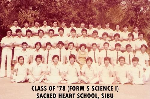 5S1 Class of 78 blog