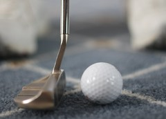 work on your putting
