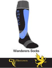 Wanderers Socks