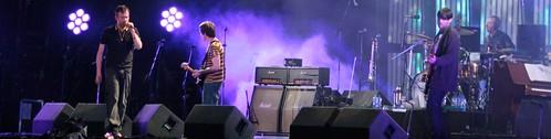 Blur @ Oxegen 2009 - Darren Byrne