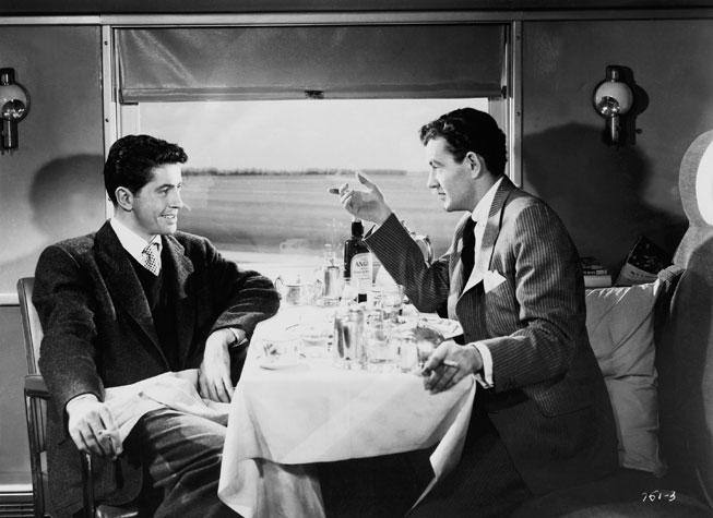 Strangers on a Train, 1951 - Original
