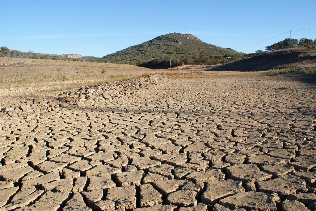Sequía Extremadura