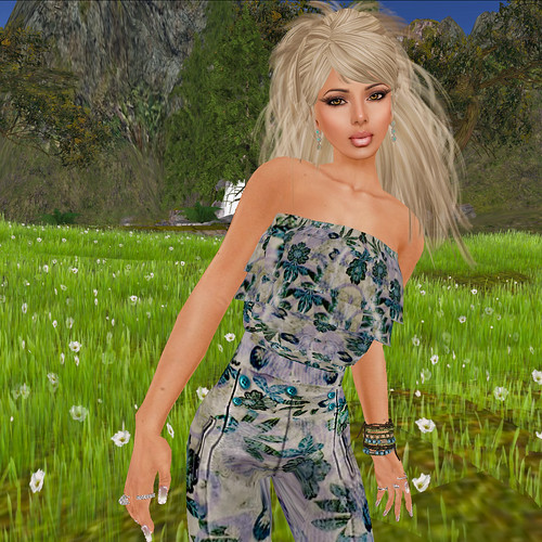 Country Chic - Summer Pantsuit - NEW! from L`Abel