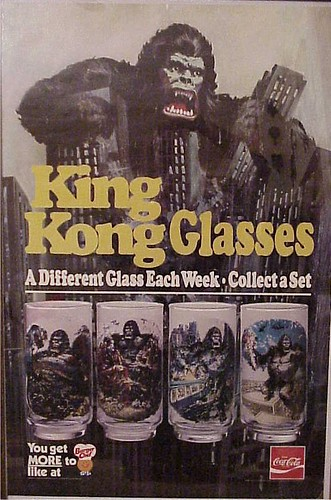 King Kong glasses