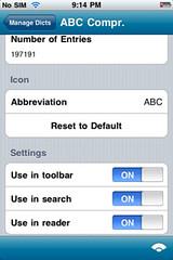 Pleco for iPhone (beta)