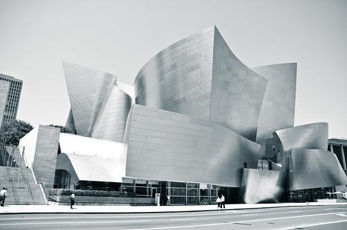 Walt Disney Concert Hall-1