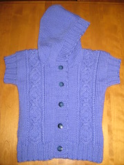 Finished Heather Hoodie Vest 2