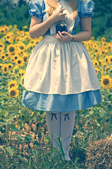 Alice in Wonderland - If I had a World of my o...