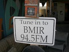 BMIR, 94.5FM