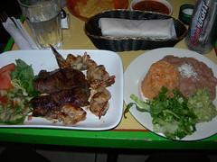 Day 00: Dinner at Palacio Azteca