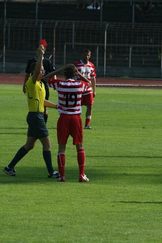 Rot für Abdelkader Maouel