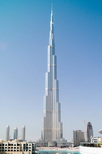 Burj Dubai by Joi.