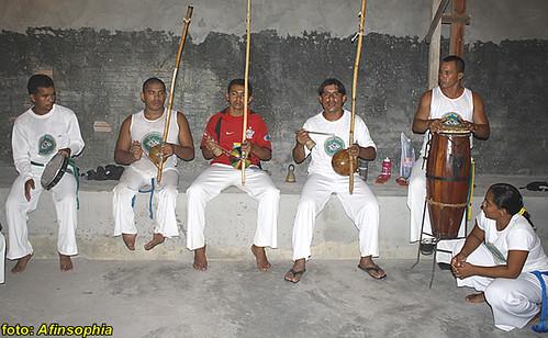 Capoeira Bantos 02 por você.