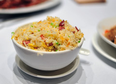 """Fried Rice """"Yeung Chow"""" Style"""