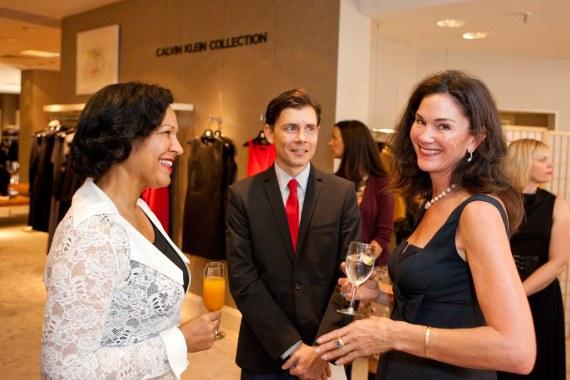 Karen Clopton, Damion Matthews, Lisa Alexander