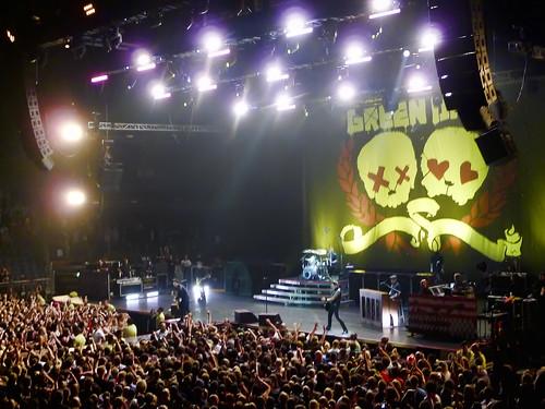 Green Concert Auckland 18 Dec 2009