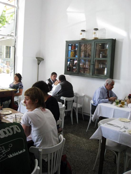 Caseros Restaurant in San Telmo