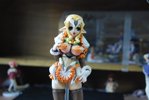 高坂橙子正面上半身(2)