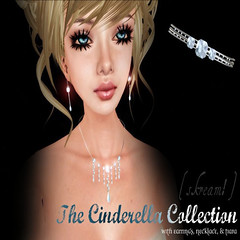 [ skream! ] The Cinderella Collection