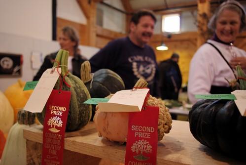 Second Place Pumpkins