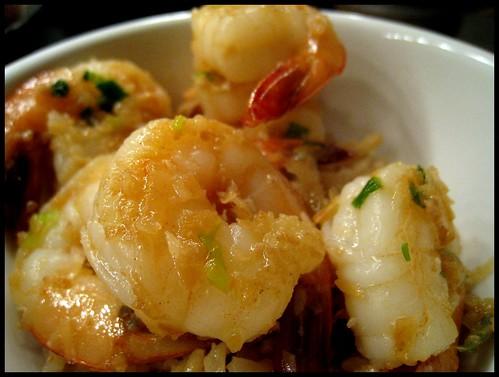 Jaden's Coconut Shrimp