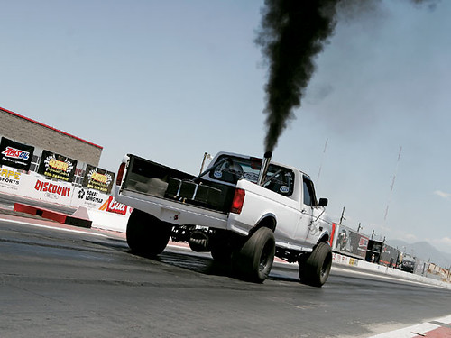 F350 race truck by god of powerstrokes.