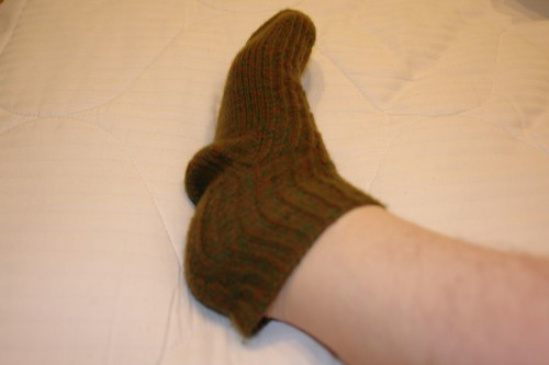 Tug, tug! Socks Dont F.....g Fit