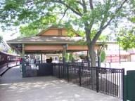 Cedar Point - Frontier Town Station