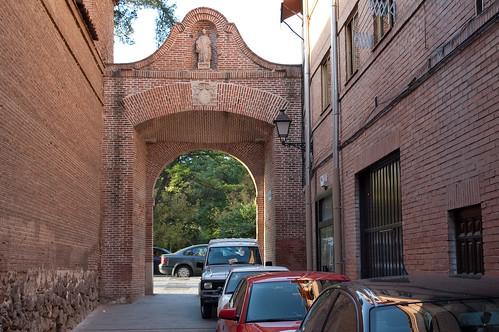 Calle de San Bernardo en la actualidad